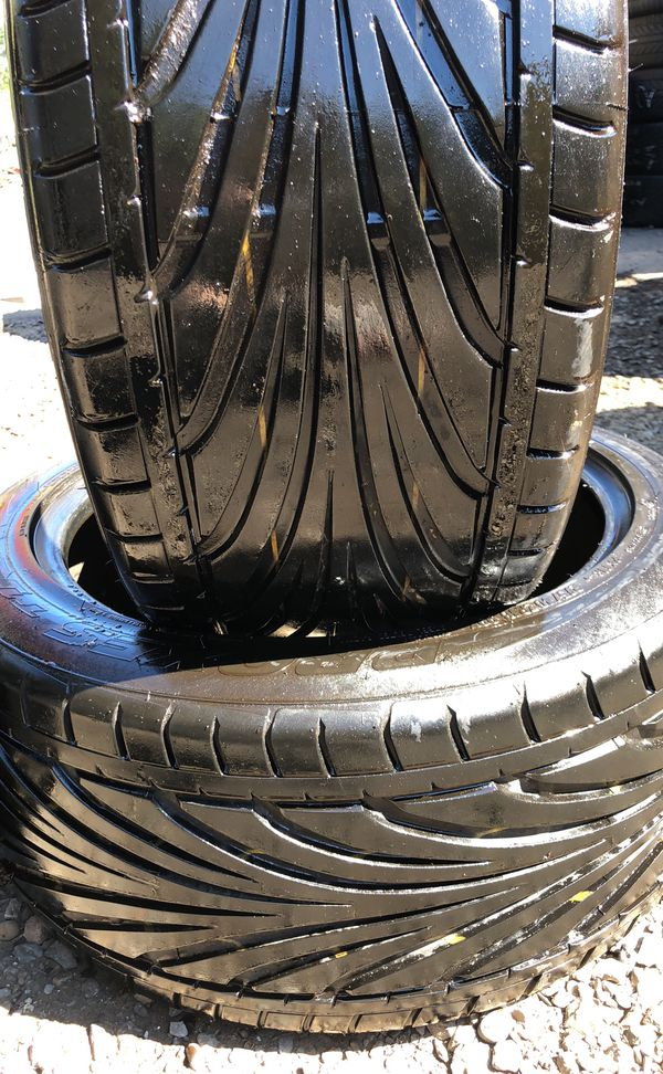 Used Tires Portland >> Pair Of Used Tires Toyo 275 40 18 For Sale In Portland Or Offerup