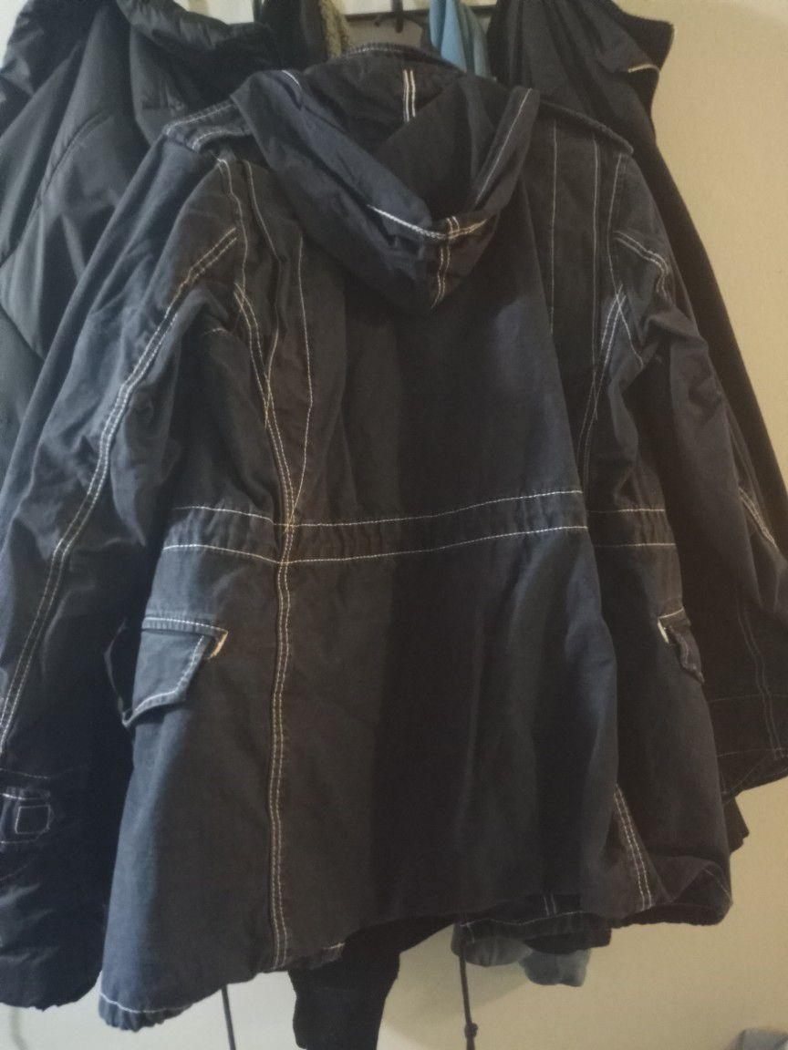 True  Official True Religon Jacket