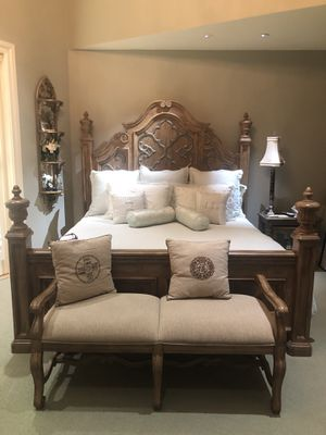 New and Used Bedroom set for Sale in Naples, FL - OfferUp
