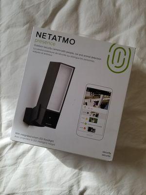 Netatmo presence outdoor security for Sale in Philadelphia, PA