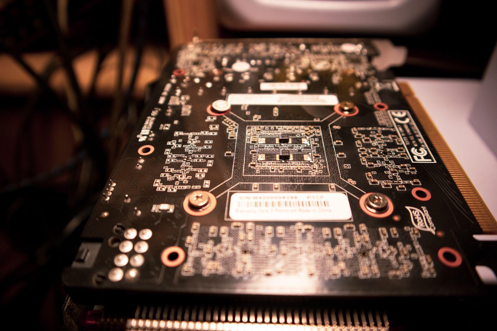 GeForce GTX 1660 Overclocked Edition Graphics Card