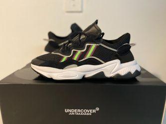 Adidas Osweego J 'Core Black' Thumbnail