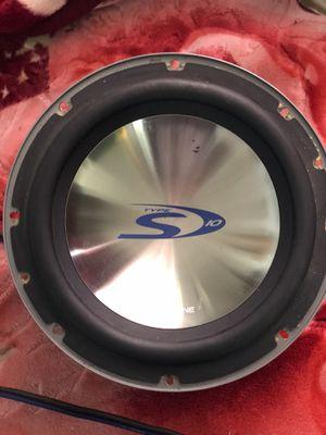 Photo Ipine subwoofer speaker 10 inch