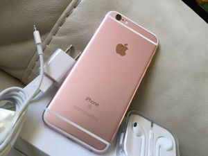 IPhone 6 s , 64 GB , UNLOCKED . Excellent Condition ( as like New) for Sale in West Springfield, VA