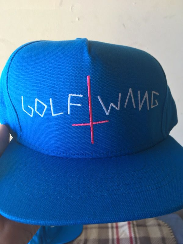 GolfWang   Tyler the creator   oddfuture hat for Sale in Freedom bbb0f681e588