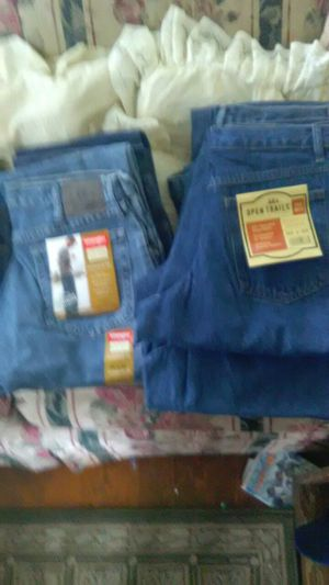 New Jeans. Think School, Christmas. for Sale in Barryton, MI