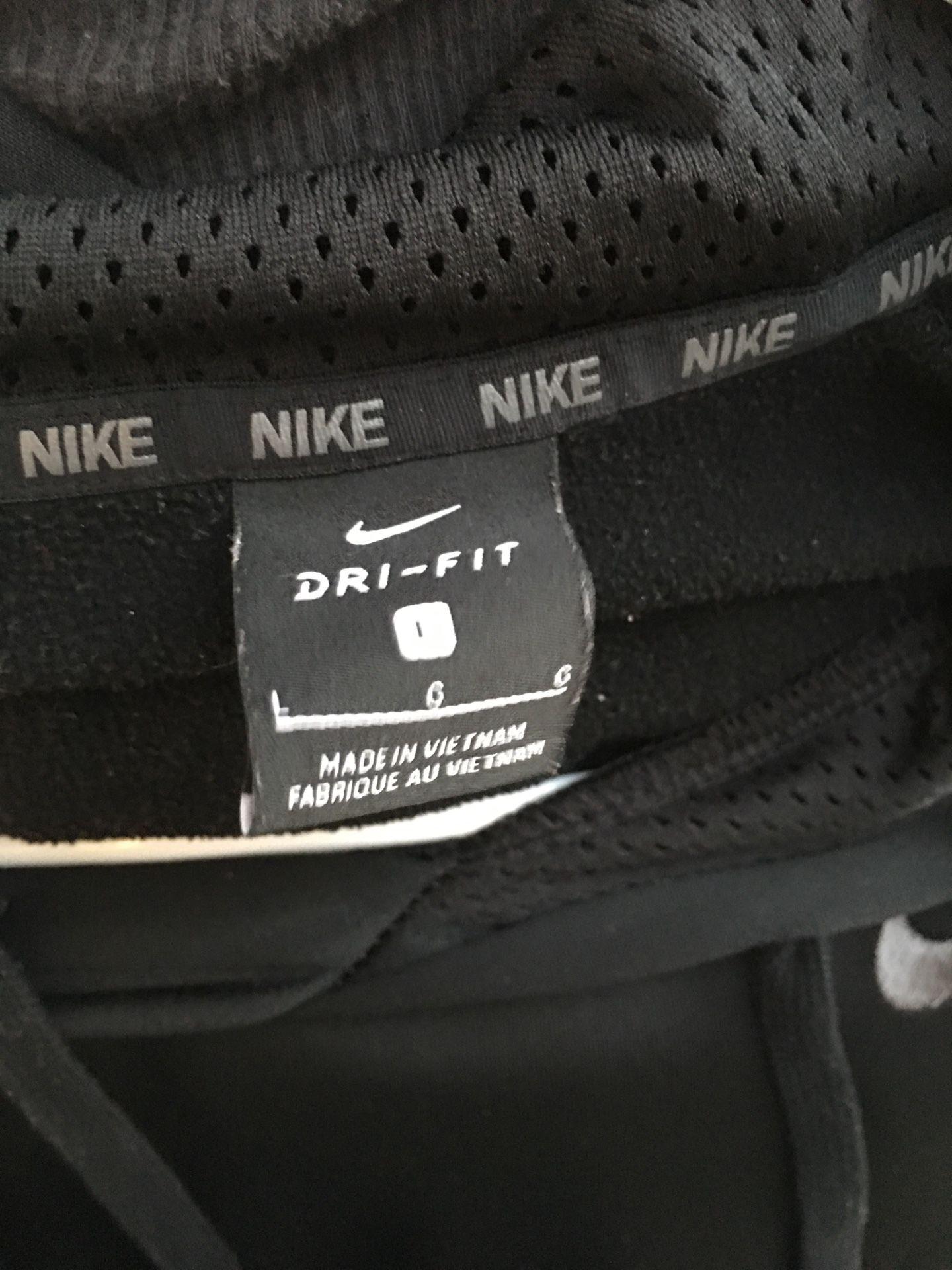 Nike Dri-fit Therma Short Sleeve Basketball Hoodie