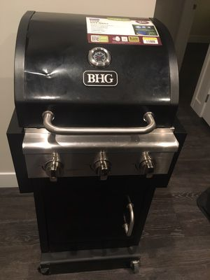 Barbecue with propane for Sale in Baltimore, MD