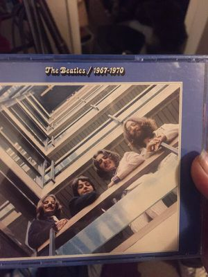 Beatles blue album for Sale in Portland, OR
