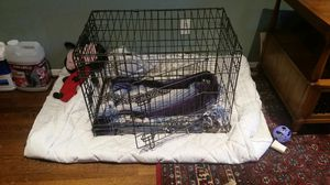 Medium sized dog crate for Sale in Baltimore, MD