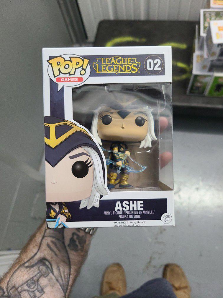 Ashe League Of Legends Funko Pop!