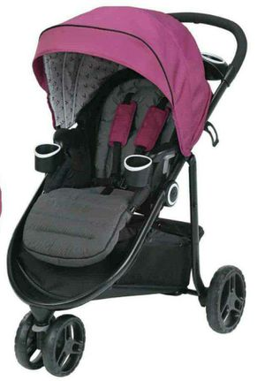 Photo Like New Graco Modes 3 Lite Single Stroller in Zinia