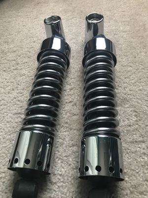 "12"" shocks from 2015 Harley Davidson Streetbob for Sale in Phoenix, AZ"