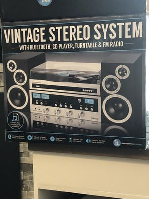 Stereo System For In Vacaville Ca