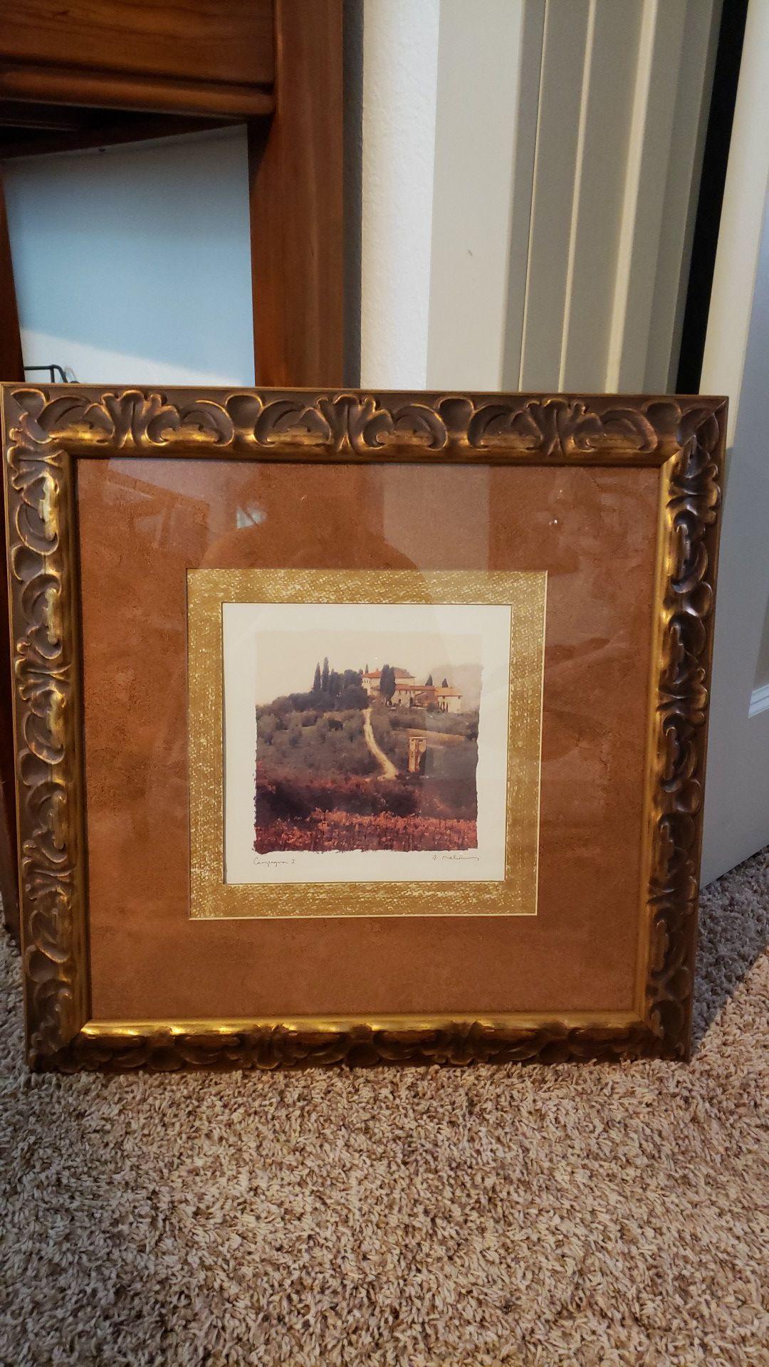 Decorative frames! Very nice frames!