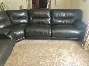 5-Piece Leather Couch - $850 for Sale in Atlanta, GA
