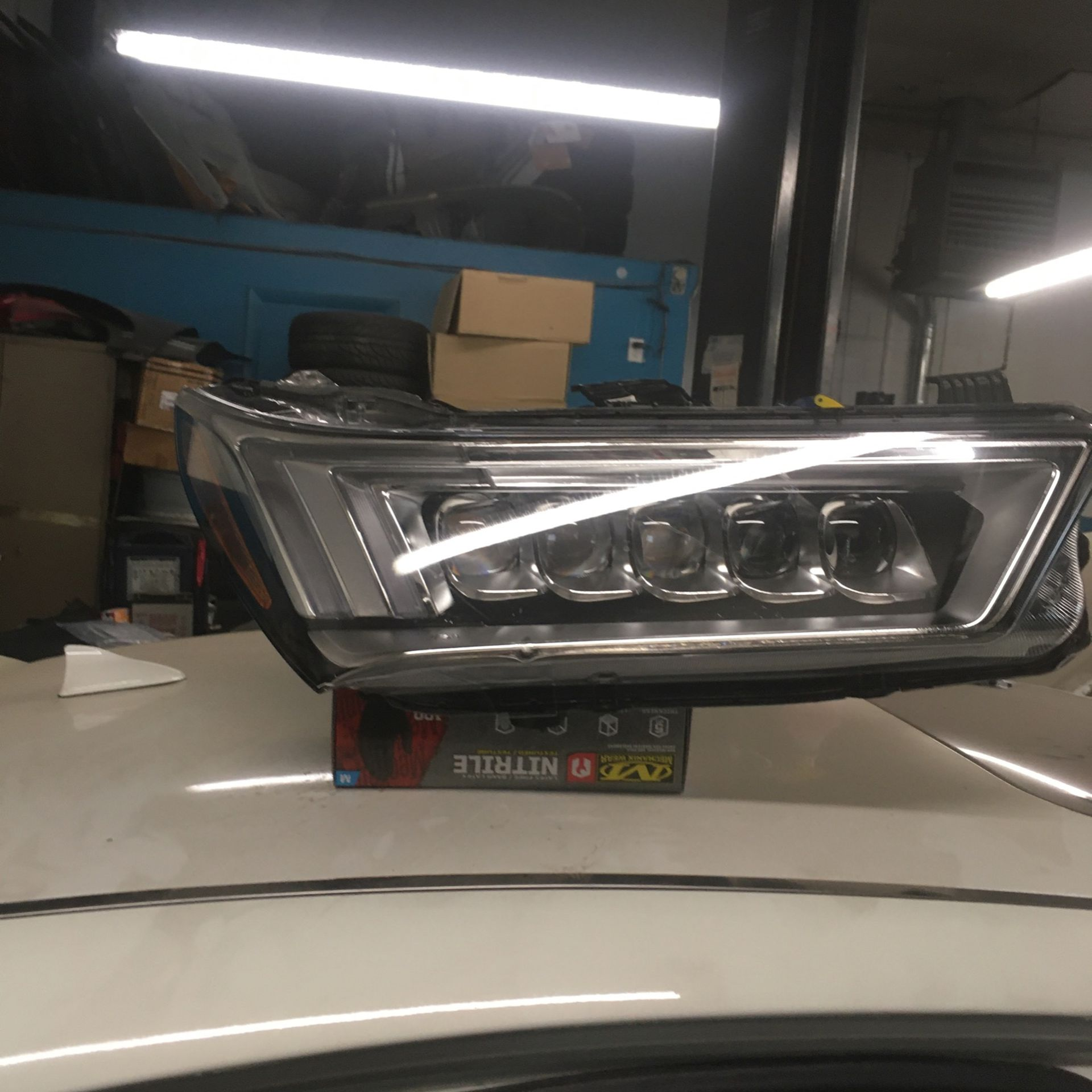 2017 2018 2019 Acura MDX Headlight