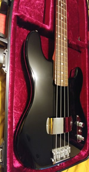 Fender Warmoth Custom Big Block Deluxe P Bass for Sale in Tukwila, WA -  OfferUp