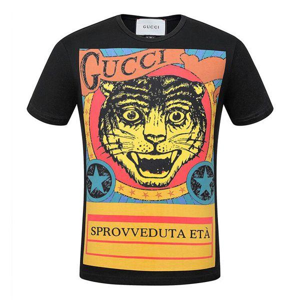 7a1f40c32c6 Gucci  81 Men s Cotton Washed T-Shirt with Cat Sprovveduta eta Appliqué. 100%  Authentic