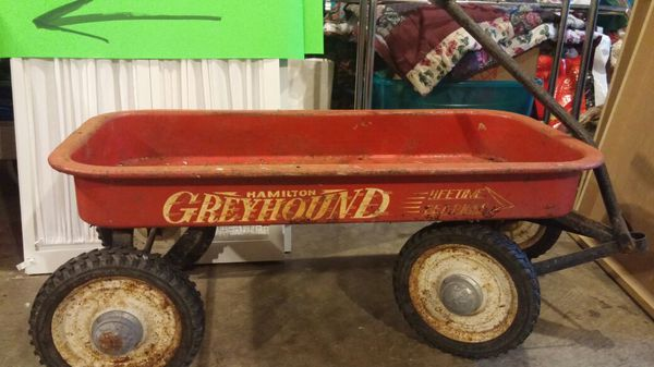 As Is Hamilton Greyhound With Lifetime Bearings For Sale