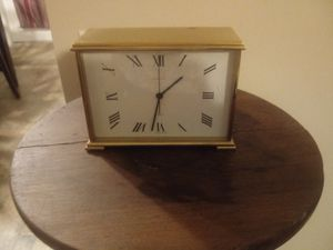 Extreamy RARE --GUBELIN- SWISS CLOCK for Sale in Nashville, TN