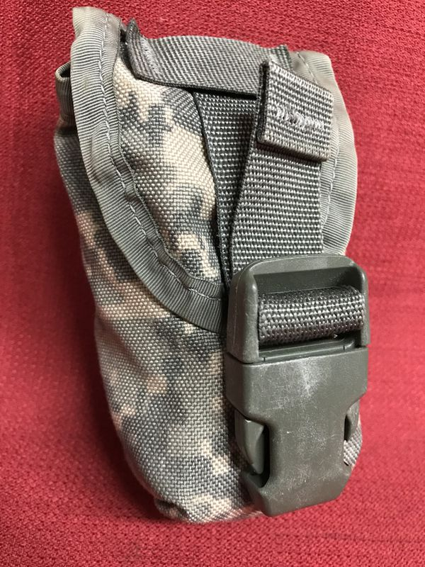 Us Army Military Surplus Molle Acu Flashbang Grenade General Utility