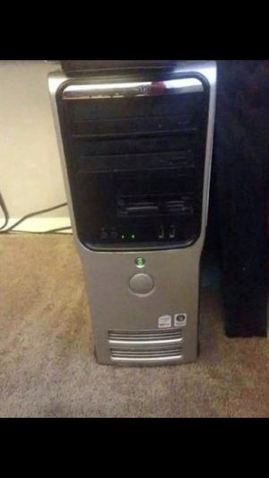 DELL XPS 410 HOME COMPUTER BASE + MONITOR. for Sale in Centreville, VA