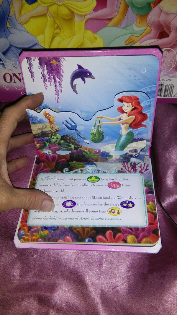 Disney Pop Up Book Coloring Baby Kids In San Bernardino CA