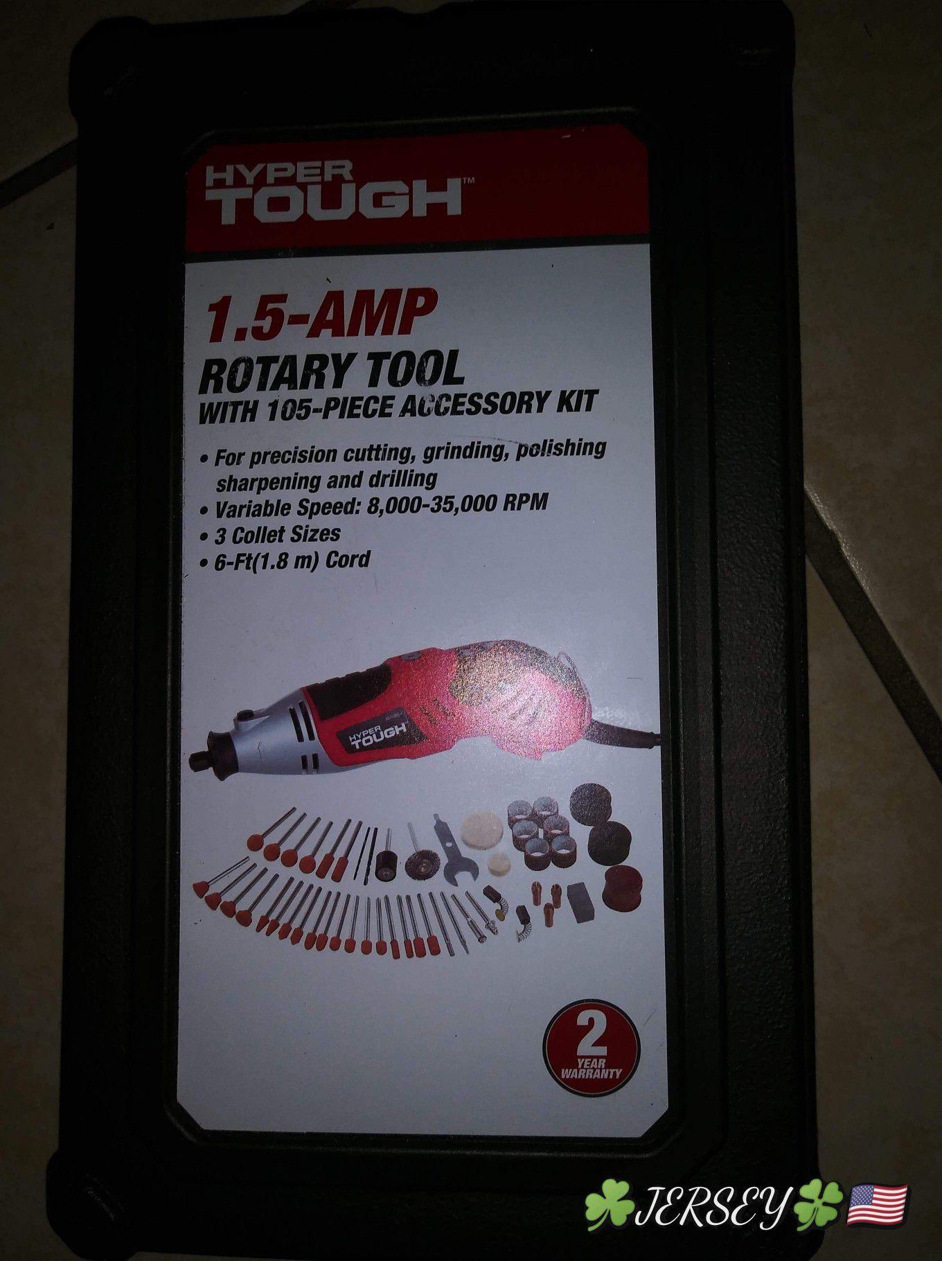 Hyper tough 1.5 rotary tool