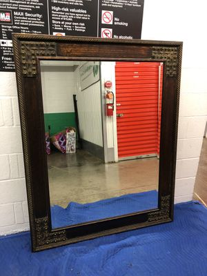 Nice large mirror $180 for Sale in Gaithersburg, MD