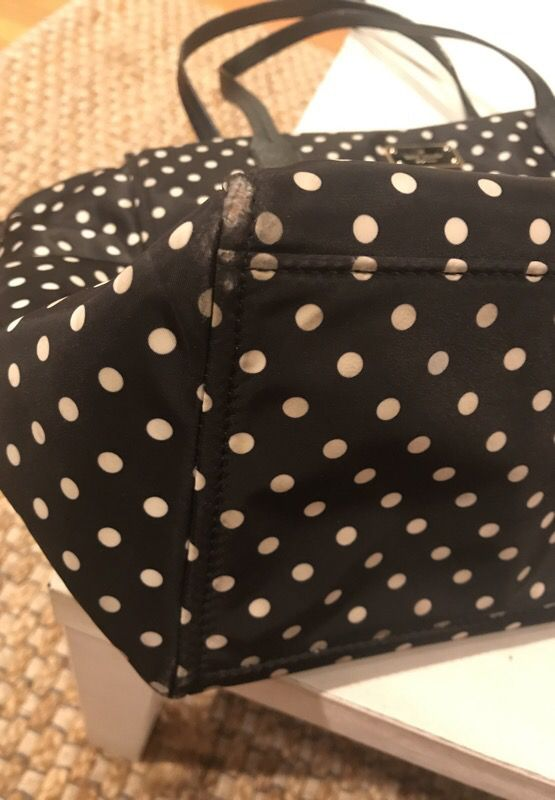 KATE SPADE diaper bag with changing pad
