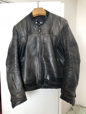 Roland Sands leather motorcycle jacket XL for Sale in Santa Monica, CA