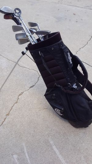 Pro left handed ultra lite golf clubs for Sale in Culver City, CA