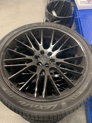 VERDE V22 DUO 24X10 6 LUG GM for Sale in Atlanta, GA