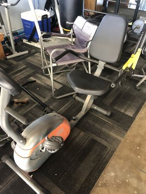 Exercise bike. for Sale in Bakersfield, CA