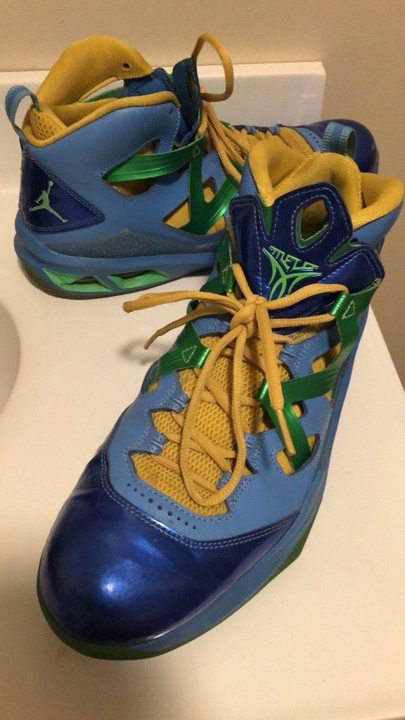 Melo Jordans Size 12