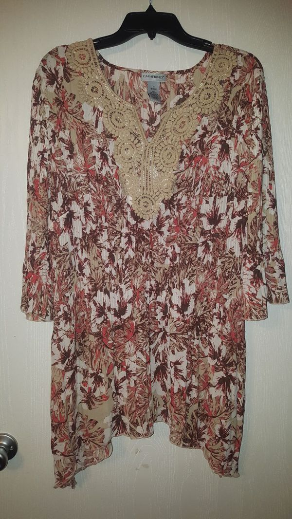 Catherines Plus Size Blouse For Sale In Lake Charles La Offerup