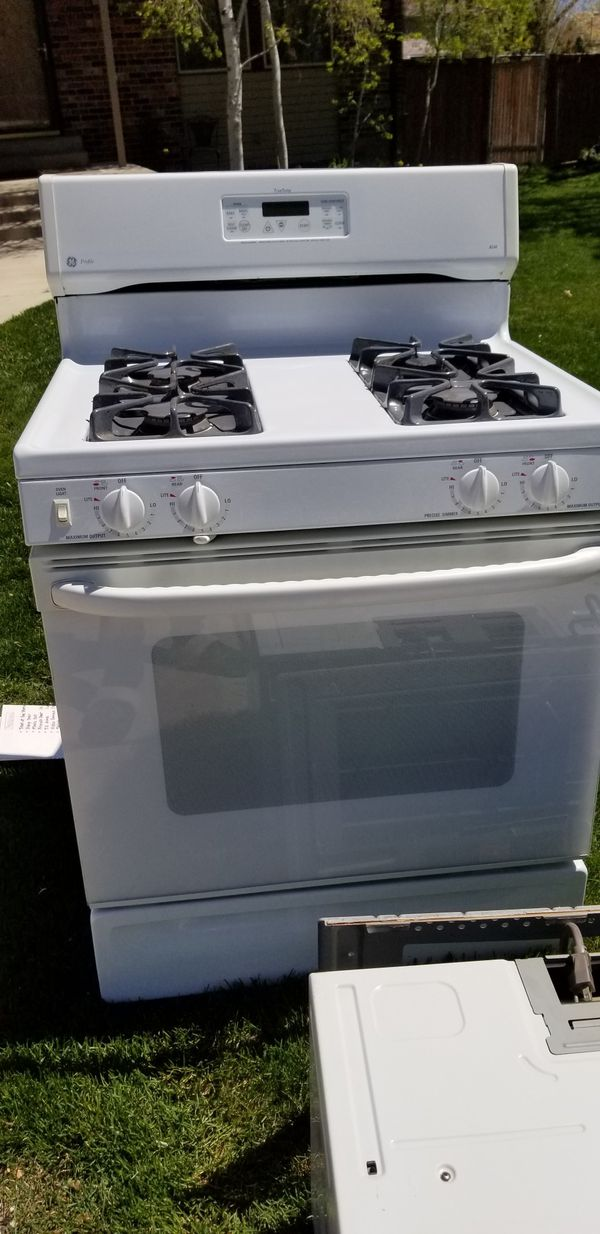 Ge Xl44 Gas Range For In Salt