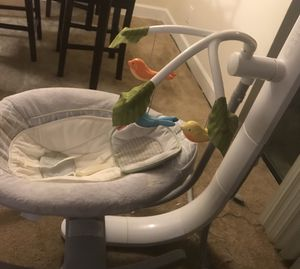 Fisher price smart connect swing for Sale in Silver Spring, MD