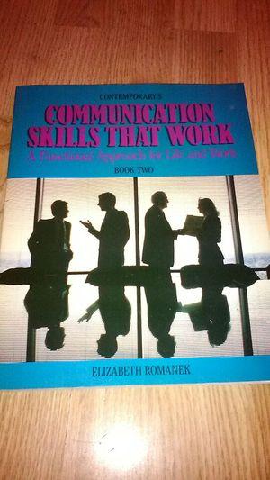 Communication skills that work for Sale in Denver, CO
