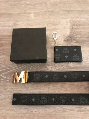 Designer Men Belt & Coin Purse for Sale in Charlotte, NC