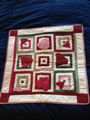 Quilt Wall Hanger for Sale in Frederick, MD