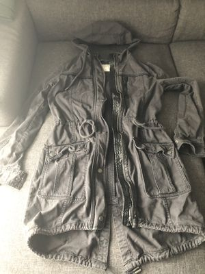 Gorgeous 2 abercrombie womens jackets for sale black and khaki size S new with tags. for Sale in Germantown, MD