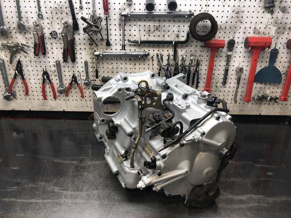 1998 2002 Honda Accord 6 Cylinder Automatic