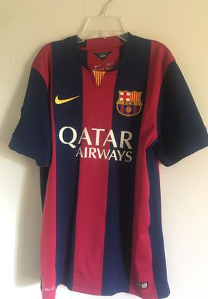 Nike FC Barcelona Home Jersey for Sale in Sterling, VA