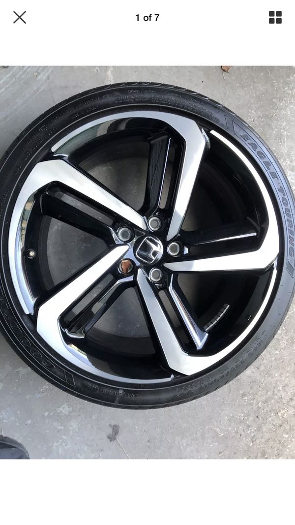 2018 Honda Accord Sport Wheels Oem Rims And Tires For In Miami Fl Offerup