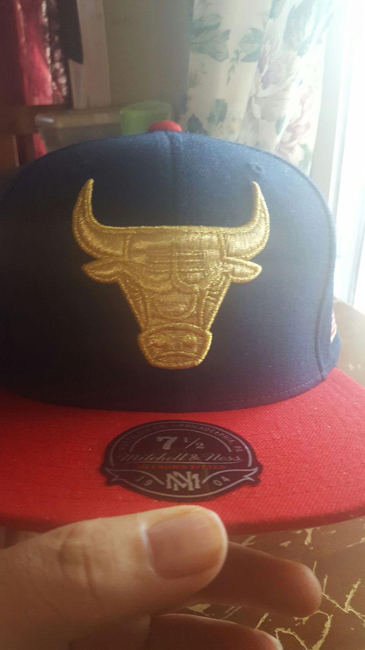 Bulls hat