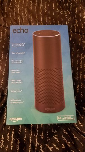 Amazon echo for Sale in Odenton, MD