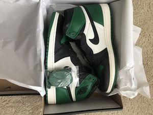Nike Air Jordan 1 OG Pine Green Brand New Size 10 for Sale in Laurel, MD