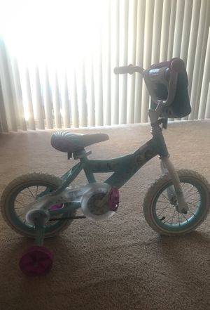 "Brand new never used girls 12"" frozen bike for Sale in NEW CARROLLTN, MD"